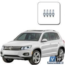 Комплект свечей зажигания Volkswagen Tiguan (1.4 TSI) - замена