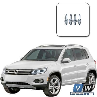 Комплект свечей зажигания Volkswagen Tiguan (2.0 TSI) - замена, vw-parts.ru