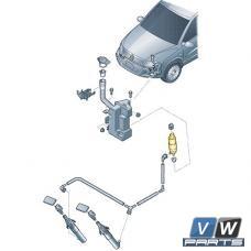 Насос фароочистителя Volkswagen Tiguan - замена