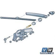 Жиклёр заднего стекла Volkswagen Tiguan - замена